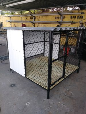 5x5 heavy duty dog kennel for Sale in Miami, FL