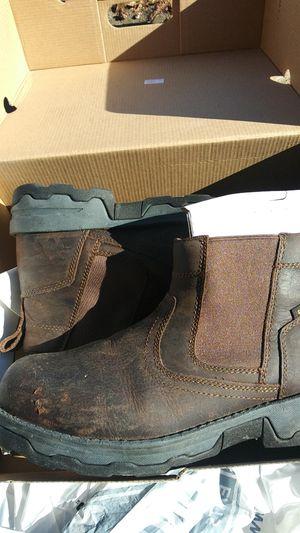 Brazos Jericho ST Work boot steel toe Size 9 Mens for Sale in Dallas, TX