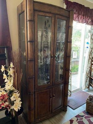Beautiful Bamboo Cabinet for Sale in Sacramento, CA