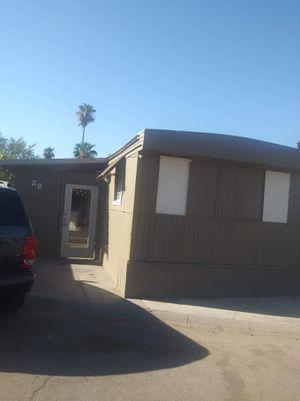 3 bedroom 1 bathroom single wide trailer for Sale in Phoenix, AZ