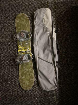 Burton Punch Snowboard & Bindings w/ Bag 135 for Sale in San Diego, CA