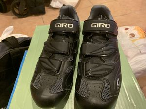 Giro Cycling Shoes Size 9.75 W for Sale in Germantown, MD