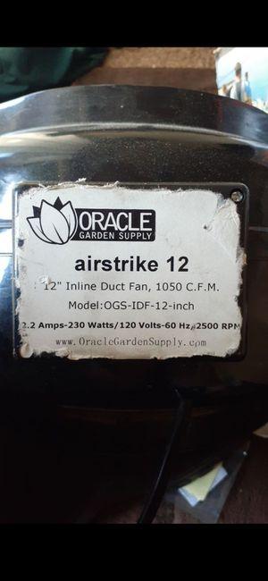 """12"""" Inline Duct Fan for Sale in Anaheim, CA"""