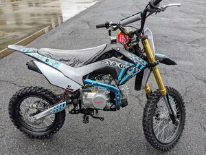 125cc SYX Whip MX Dirt Bike for Sale in Woodstock, GA