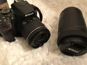 Camera Nikon D3400 for Sale in Houston, TX