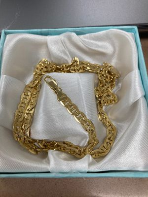 22inches 14k gold chain for Sale in Rock Hill, SC