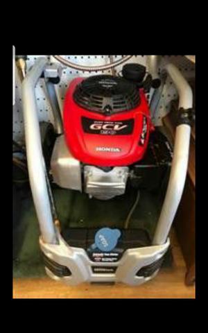 Homelite honda powerwasher 3100psi for Sale in San Jose, CA