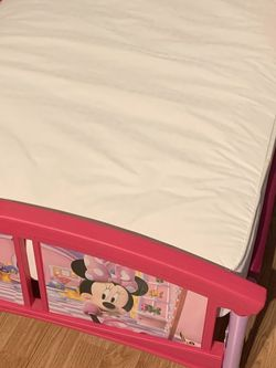 Minnie Mouse Toddler Bed for Sale in Arvada,  CO