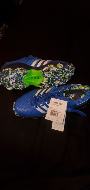 Adidas hockey 4 shoes for Sale in Corona, CA