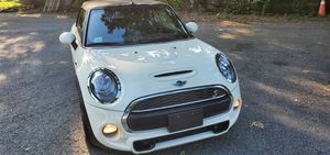 2016 mini coopers S convertible for Sale in Temple Hills, MD
