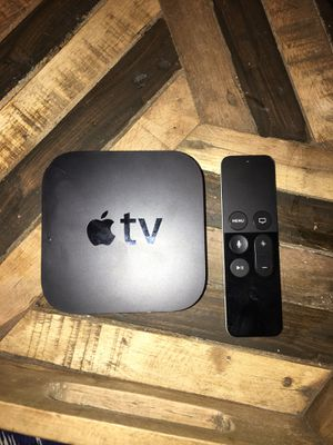 Apple TV (4th generation) for Sale in Laguna Beach, CA