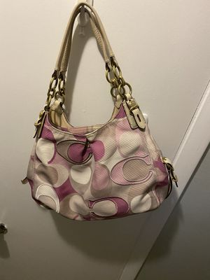 Coach purse for Sale in Fort Lauderdale, FL