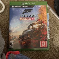 FORZA HORIZON 4 Xbox One for Sale in Portland,  OR