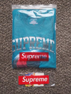 Teal Supreme SS19 Champion Tee Sz XL DS OG All for Sale in Farmington Hills, MI