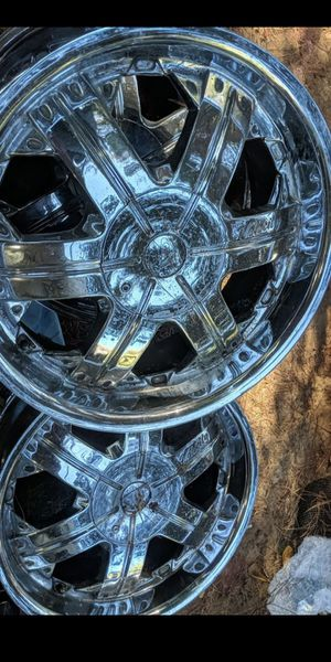 20 inch Velocity Rims with tires for Sale in El Cajon, CA