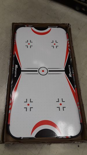 Md sports foldable air powered hockey table for Sale in Hayward, CA