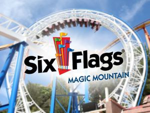 One Adult ticket to Six Flags Magic Mountain - No Blackouts - Expires 12/29/2019 - Value $67.99 for Sale in Alhambra, CA