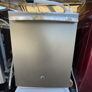 Stainless Steel GE Dishwasher For only $380 for Sale in Garden Grove, CA