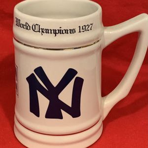 Collectible NY 1927 Championship Mug for Sale in Stevenson Ranch, CA