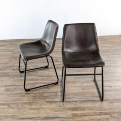 Pair of Edgemod Brinley Dining Chairs (1100168) for Sale in South San Francisco,  CA