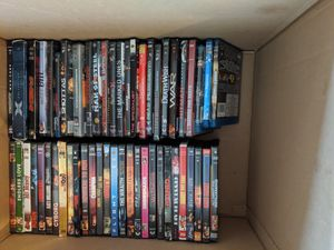 Estate Sale, DVDs and Blue Ray Videos for Sale in Phoenix, AZ
