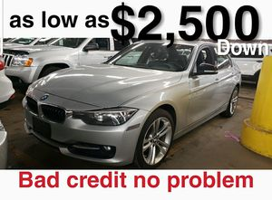 2013 BMW 3 SERIES all wheel drive for Sale in Braintree, MA