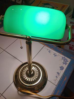 Vintage Bankers Lamp.... for Sale in Ringgold, GA