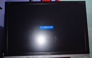 """View Sonic 22"""" computer monitor for Sale in Hamilton, MS"""