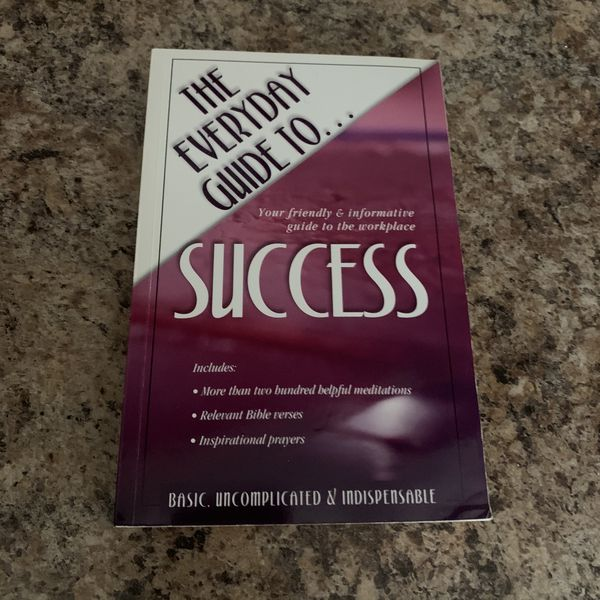 The everyday guide to success