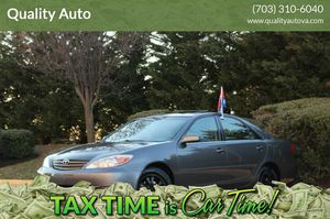 2004 Toyota Camry for Sale in Sterling, VA
