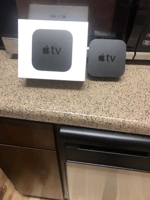 Apple TV 4K for Sale in Webster, TX