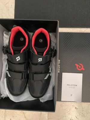 Peloton shoes size 41 for Sale in Fort Lauderdale, FL