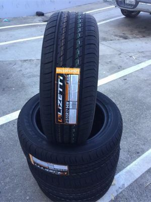 ‼️ 4 BRAND NEW TIRES 215-55-17 $299 @QUICKLUBEPLUS ‼️ for Sale in Tampa, FL