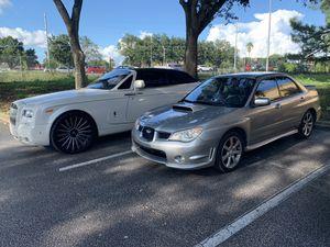 2006 Subaru Impreza WRX for Sale in Seffner, FL