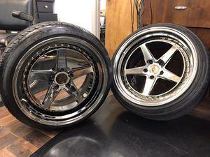 Aodhan wheels for Sale in Murfreesboro, TN
