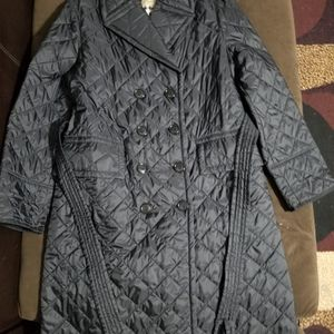 New Burberry Lightweight Diamond Quilted Coat for Sale in Phoenix, AZ