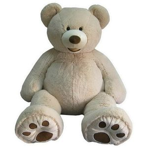 "HugFun 53"" Luxury Plush Extra Large Teddy Bear Golden Brown and Sandy - price is for each one for Sale in Bellevue, WA"
