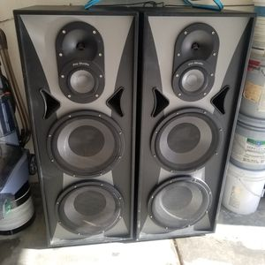 Pro Studio Home Audio for Sale in Menifee, CA