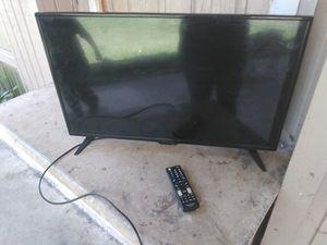 TV with remote for Sale in Monroe, LA