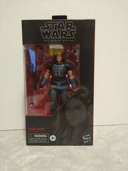 Star Wars The Black Series Cara Dune for Sale in East Los Angeles,  CA