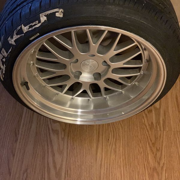 Elsp Racing Rims 18 Inch