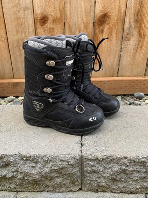 snowboard boots size 10 for Sale in Lynnwood, WA