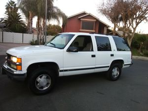 1997 Chevy Tahoe for Sale in Patterson, CA