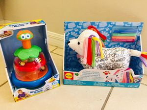 Brand New Unopened Baby/Kid Toys for Sale in Cape Coral, FL