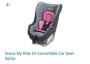 Graco My Ride 65 Convertible Car Seat in Sylvia for Sale in Stratford, CT