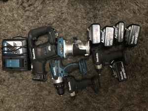 Makita set like new for Sale in Centennial, CO