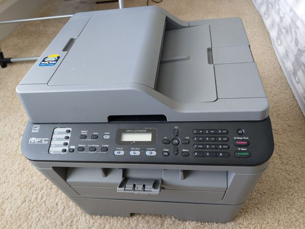 Printer-scanner-copier all in one