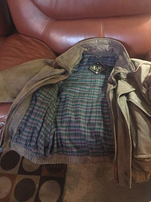 YM leather jacket size XL for Sale in Neptune City, NJ