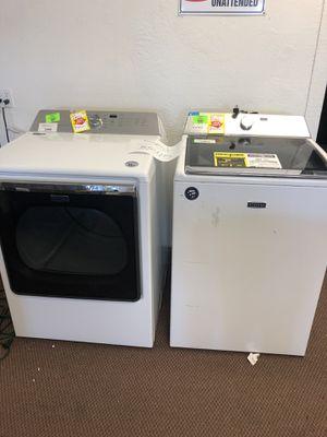Maytag Bravos XL Set 🙈✔️⚡️⚡️⏰🍂🔥😀🙈✔️⚡️⏰🍂🔥😀🙈✔️⏰🍂🔥😀🙈✔️⚡️⏰ Appliance Liquidation!!!!!!!!!!!!!!!!!!!!!!! for Sale in Austin, TX