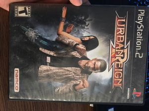 Urban reign ps2 for Sale in Reynoldsburg, OH